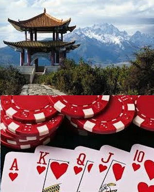 is online casino legal in china