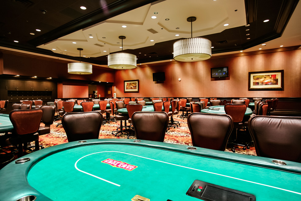 Las Vegas Poker Tables Significantly Reduced in Last Decade ...