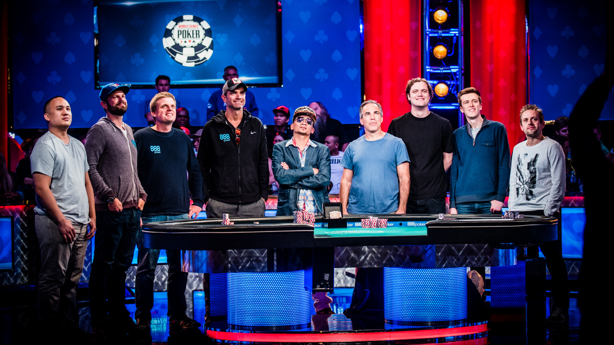 wsop final table 2017
